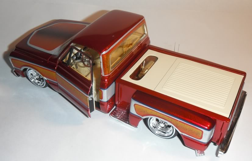 Gary Seeds Low riders Truck046