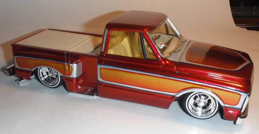 Gary Seeds Low riders Truck048