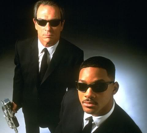 Los hombres de negro Men-in-black