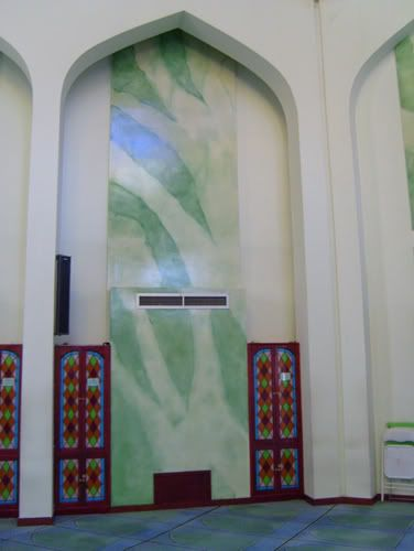 مسجد للرئيس صدام حسين في برطانيا 10-1