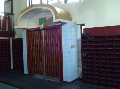 مسجد للرئيس صدام حسين في برطانيا 7-1