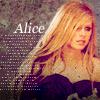 icons. Alice-1