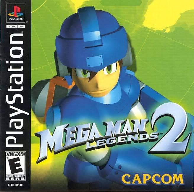 megaman legends 2 ML2