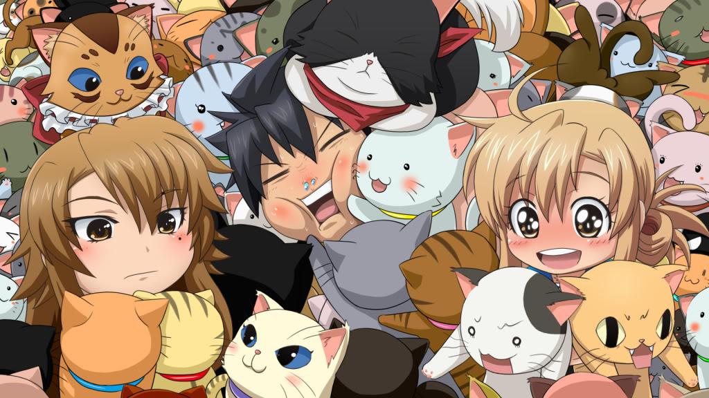 anime: nyan koi  Nyan-koi02
