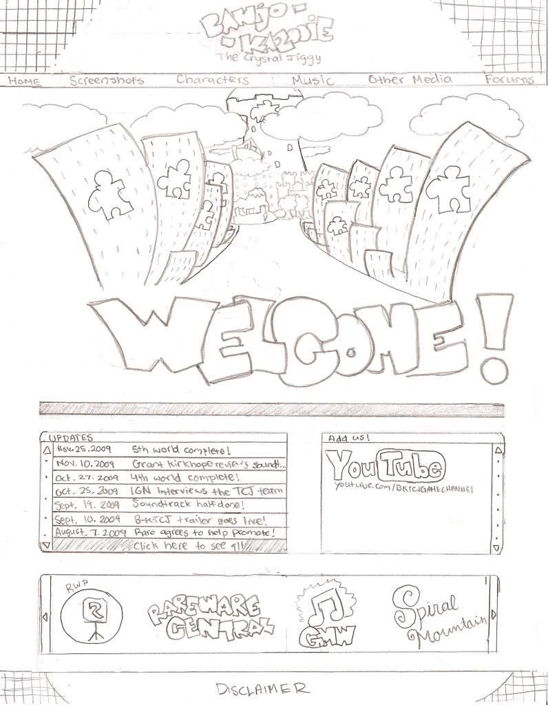 Official Website: Design Idea's (New Design up on Pg 2!) TCJWebsiteDesign