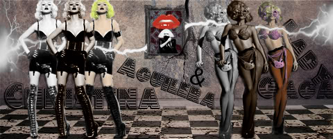 Art Zone >> Firmas, avatares, etc... de Christina. LAdyAguilera