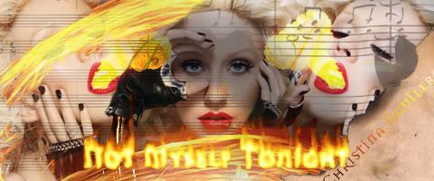 Art Zone >> Firmas, avatares, etc... de Christina. Notmyselffire