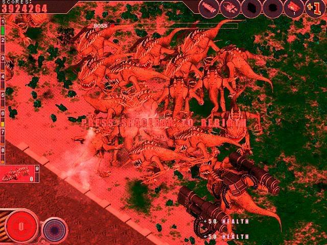 game alien shooter Camp3b