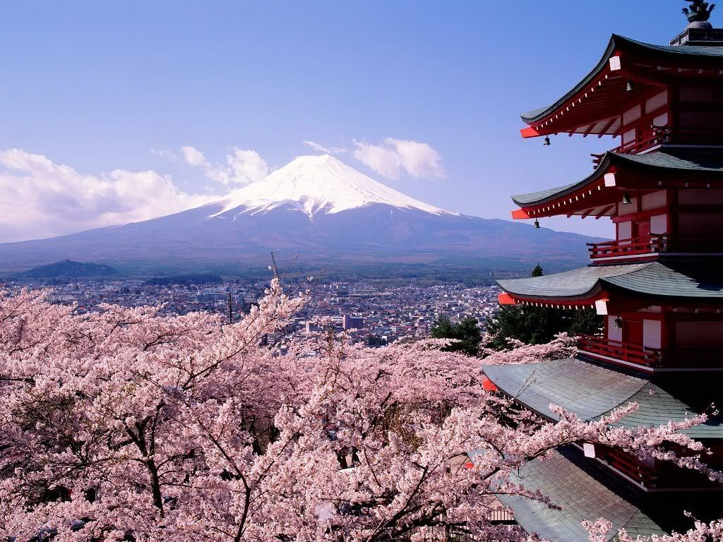 FELIZ CUMPLE !!!!!! - Pagina 5 Fuji-japan-cherry-blossoms-and-moun