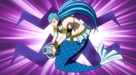Sistema Magia dos Espiritos Celetiais Aquarius_anime