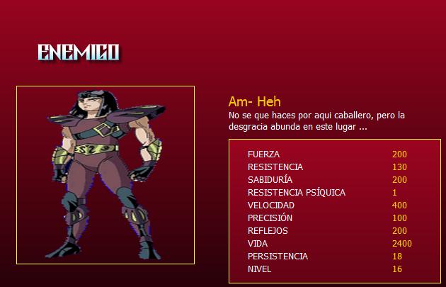 Am-Heh nivel 16 Ammm