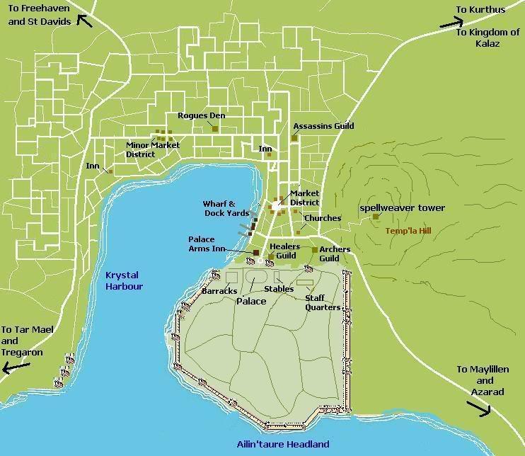 Lakewood : A Mythical Isle