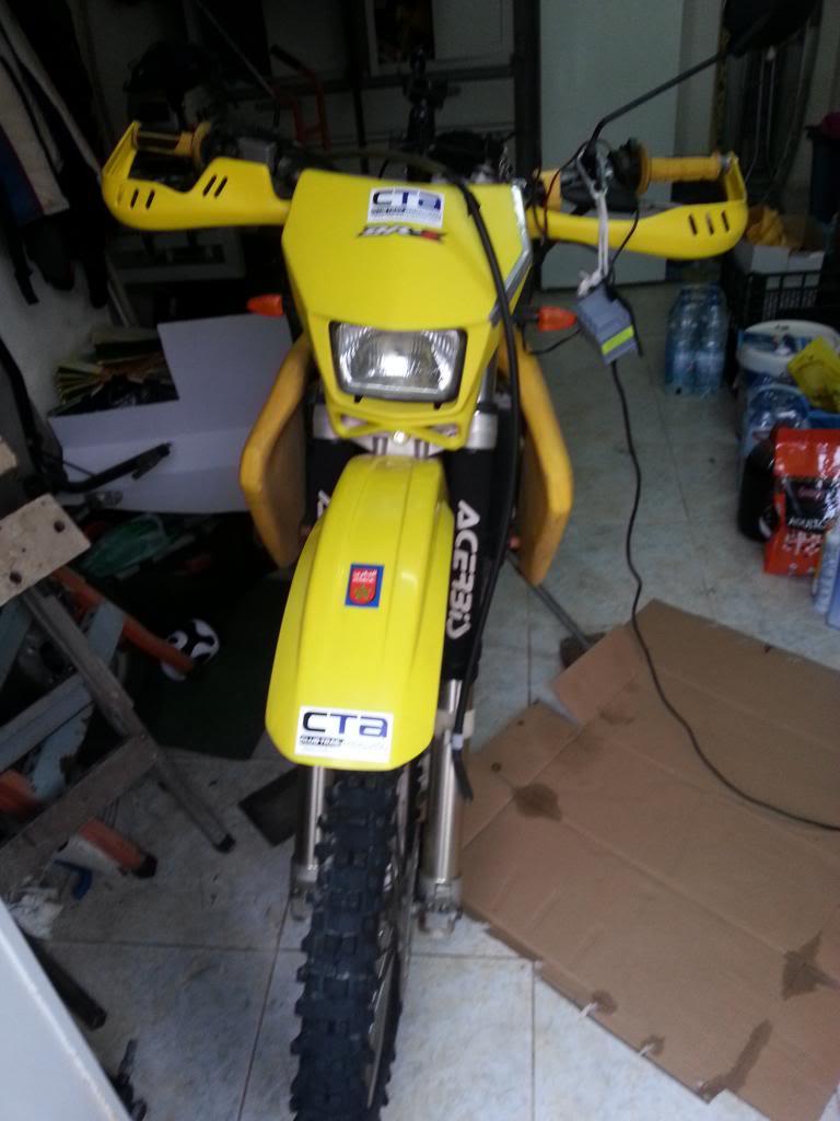 VENDO DRZ 400 E     --VENDIDA-- 2013-03-19185556