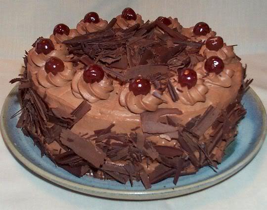 tort de ciocolata Pictures, Images and Photos