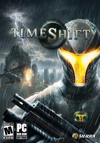 [Juego PC] Timeshift Timeshift