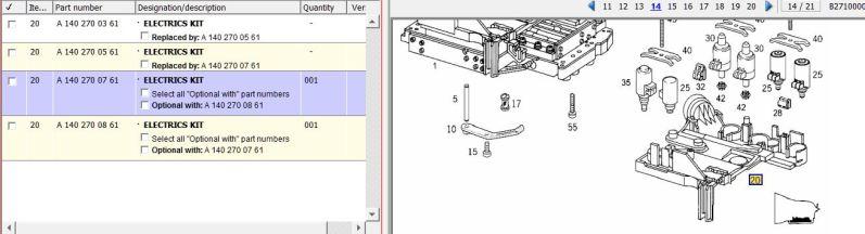 (W163): Motor sem força - o quê pode ser? PlacacambioEPC