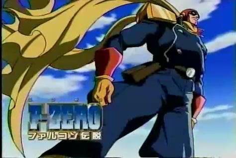 [7 Animes Indispensáveis] - Video Games - Era Moderna Parte 3[Final] CaptainFalcon