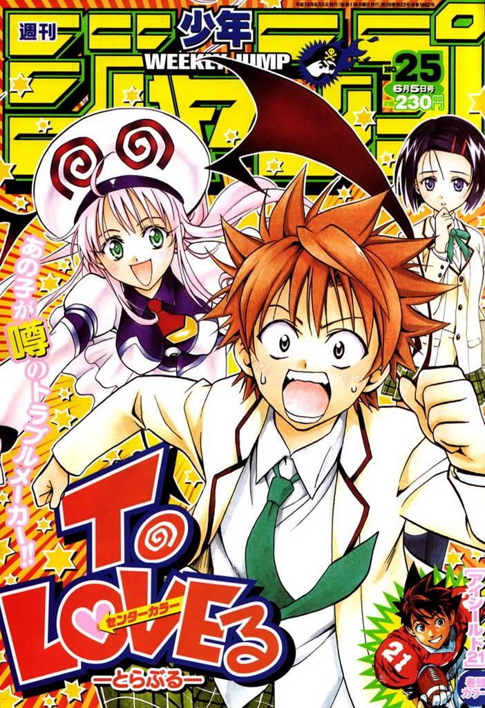 [Thư viện - Download]Anime Music Album Toloveru-004-00