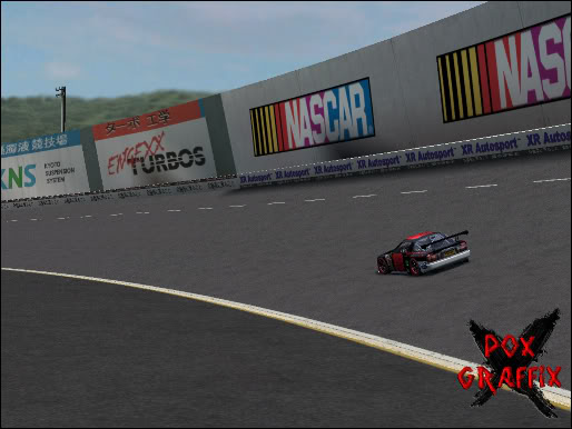 Kyoto Ring Nascar Pack Picture3