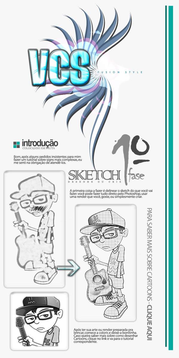 [VCS] Hi-Fusion Style, Cartoons & Signs. PSD-Tutorial-Fusion1