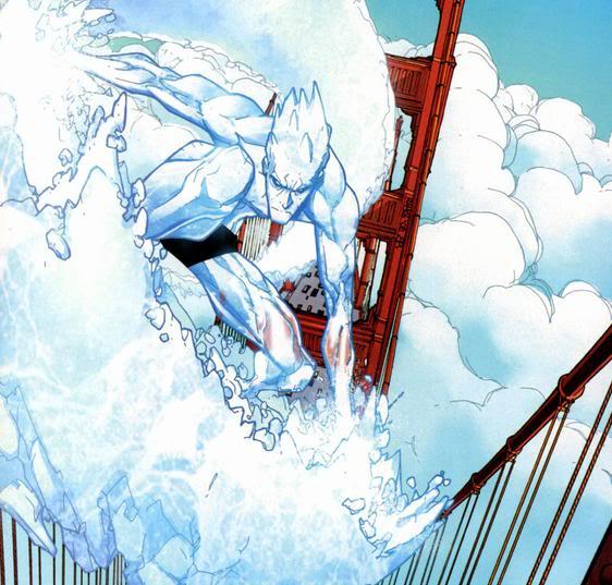 X-Men - Nº 100 (Abril/2010) Iceman01