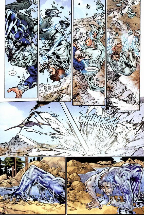 X-Men - Nº 100 (Abril/2010) Iceman04