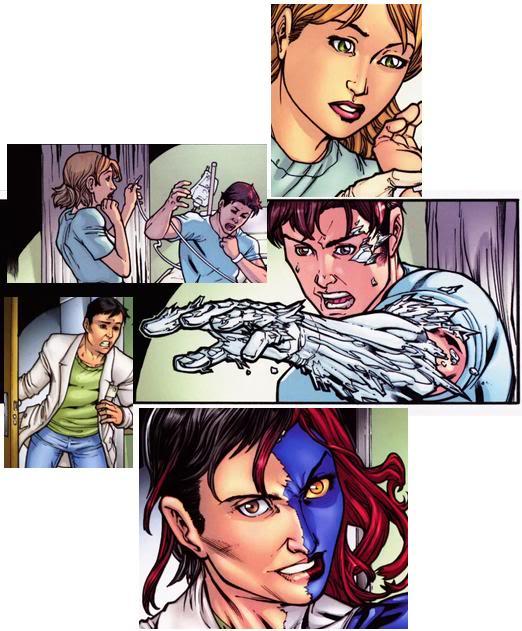 X-Men - Nº 100 (Abril/2010) Iceman05