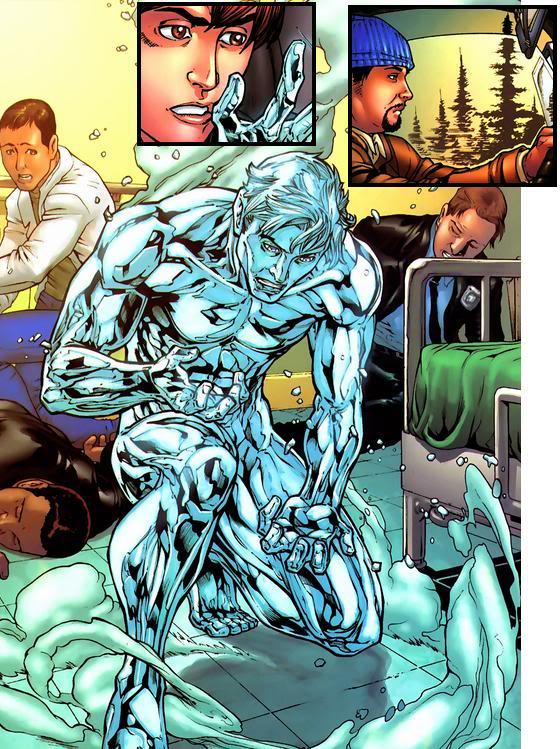 X-Men - Nº 100 (Abril/2010) Iceman07