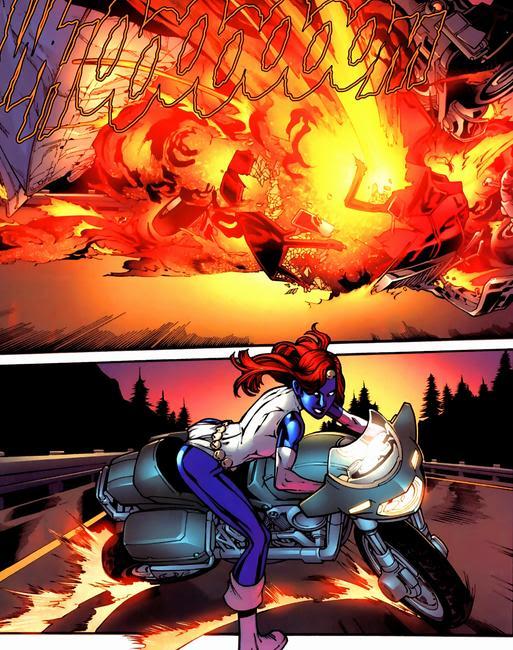 X-Men - Nº 100 (Abril/2010) Iceman08