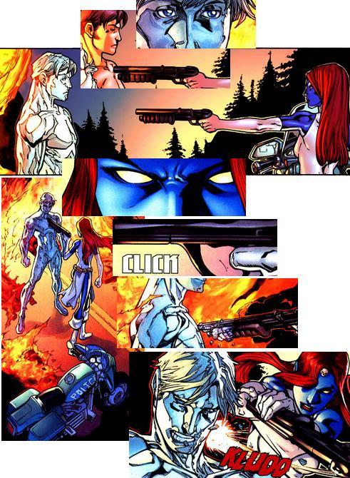 X-Men - Nº 100 (Abril/2010) Iceman09