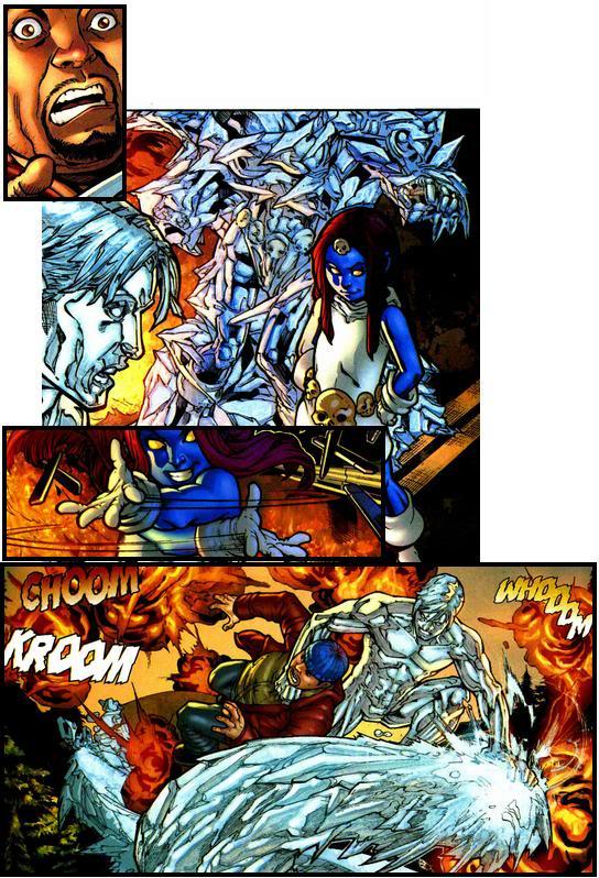 X-Men - Nº 100 (Abril/2010) Iceman10