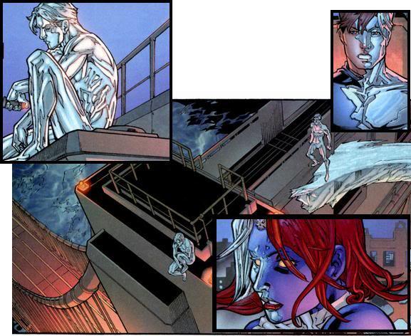 X-Men - Nº 100 (Abril/2010) Iceman11