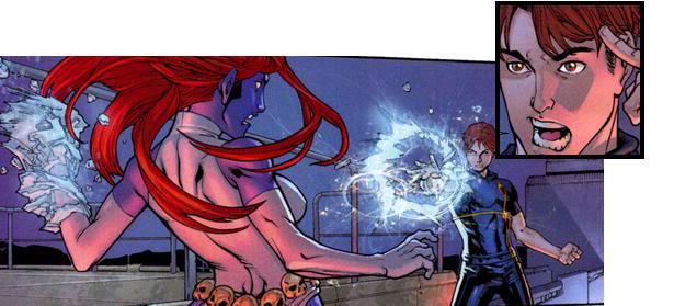 X-Men - Nº 100 (Abril/2010) Iceman12