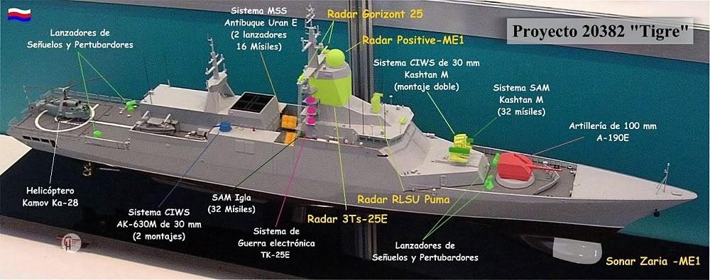 Project 20380 احدث كورفيت في البحرية الروسية (والجزائر) 022