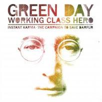Green Day por supuesto! GreenDayWorkingClassHero