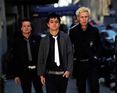 Green Day por supuesto! GreenDaywalking