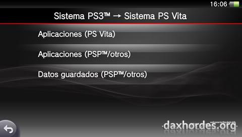 [Tutorial] Transferir juegos de PSP/Vita desde PS3 a PS Vita 5