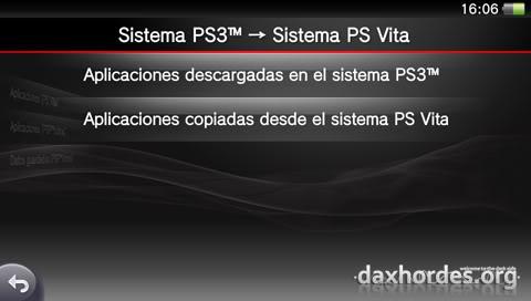 [Tutorial] Transferir juegos de PSP/Vita desde PS3 a PS Vita 6