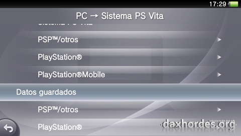 [Tutorial]-PSVita CEF Total_Noob [TN-B] Datos_guard_psp
