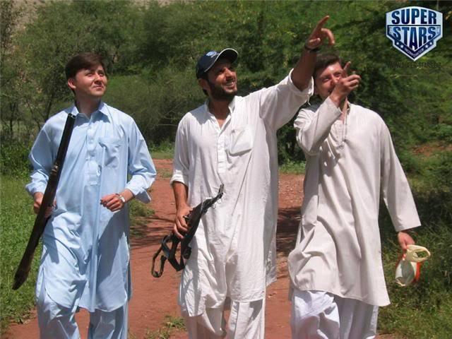 Rare pics of Shahid Afridi 3
