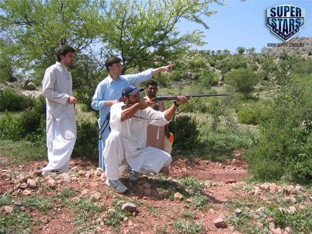 Rare pics of Shahid Afridi 5