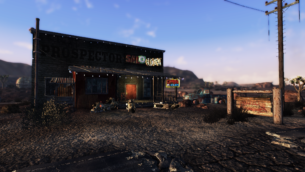 Has anyone tried ReShade for Fallout 3 / New Vegas?