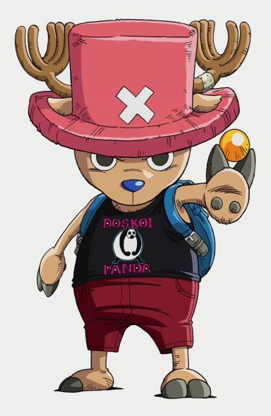 One Piece ChopperFighting2
