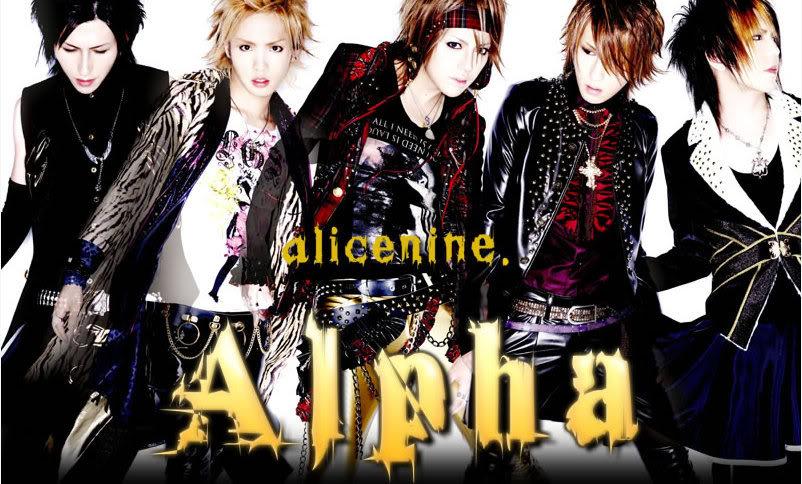 [Grupo] Alice Nine Alice-nine