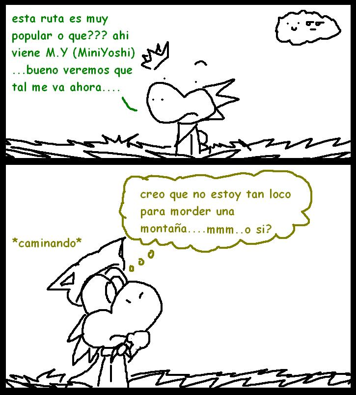 Mr.Yoshi comics =3 - Página 5 AsustandoaMY1