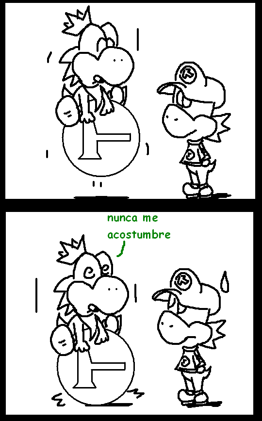 Mr.Yoshi comics =3 - Página 3 Bola3