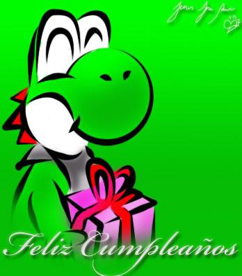 Feliz Cumpleaños JazZ Happy