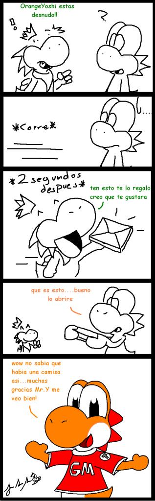 Mr.Yoshi comics =3 - Página 3 Nuevolook