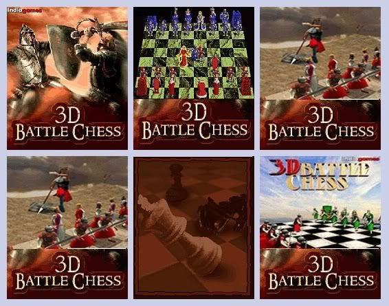 Juegos 3D Battlechess2aq21