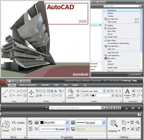 AutoCAD 2009 [Full]Español Autocad_2009_screens